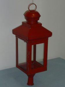 Vintage railway lantern Image