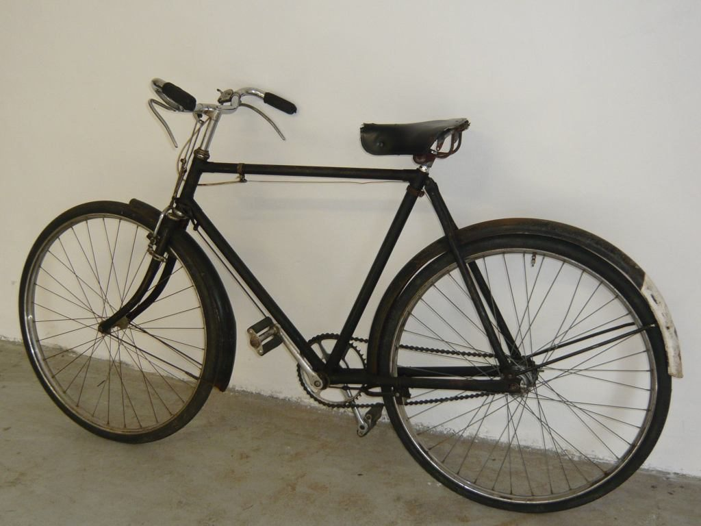 Humber bicycle Image