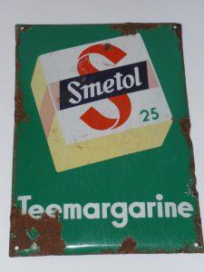 Smetol - enamel sign Image