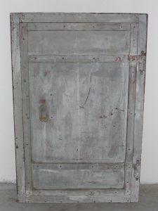 Heavy steel door Image