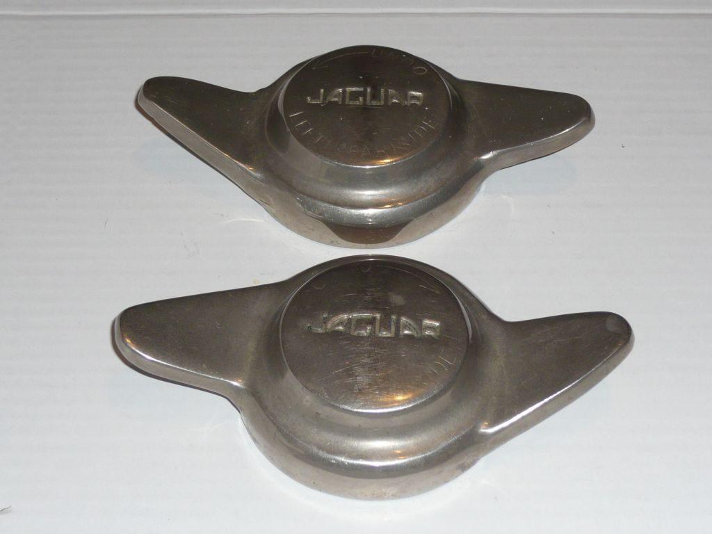 Jaguar wheel spinners Image